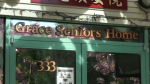 Grace Seniors Home in Chinatown is seen on April 18, 2021. (CTV)