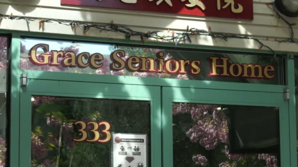 Grace Seniors Home
