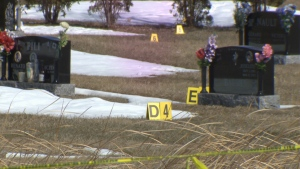 Cemetery Homicide