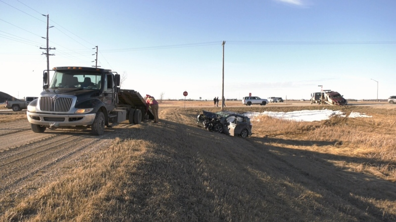 Highway 75 Crash