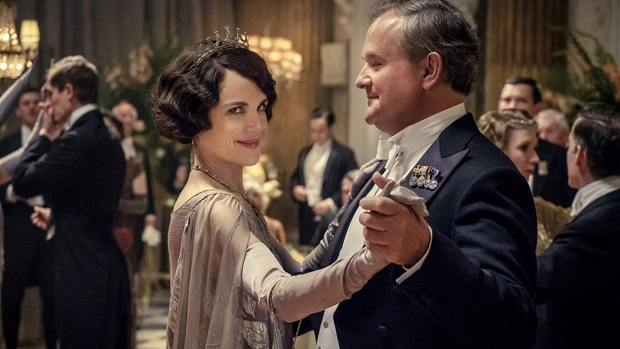 Focus Features announced it has set production with Gareth Neame's Carnival Films on 'Downton Abbey 2.' (Focus Features / CNN)