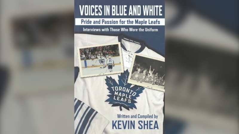 Voices in Blue and White. (Courtesy Kevin Shae)