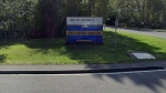 David Cameron Elementary School in Colwood is pictured: (Google Maps)