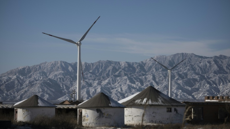 The UN has said that current climate ambition levels are way short of what is needed. (AFP)