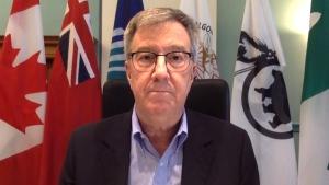 Ottawa Mayor Jim Watson