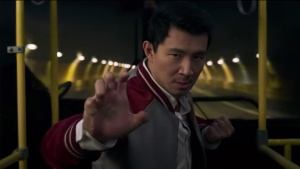 "Canadian actor Simu Liu of ""Kim's Convenience"" plays the titular character in Marvel's upcoming film, ""Shang-Chi and the Legend of the Ten Rings."""