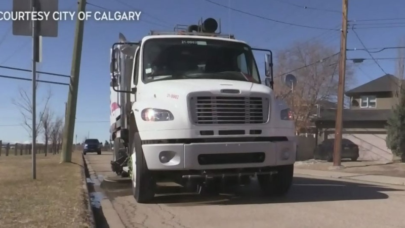 Spring street sweeping starts Monday