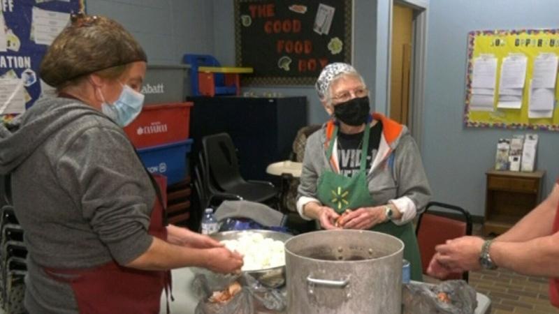Volunteers crucial during pandemic