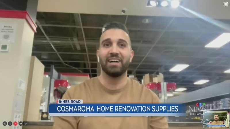 Curbside Pickup: Cosmaroma Home Renovation Supplie