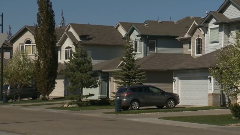 Edmonton homes