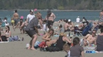 VPD too busy to control large beach crowds