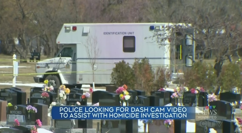 Police seeking video in homicide probe