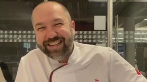 Chef Tallis Voakes