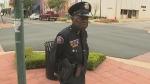 91-year-old Arkansas police officer