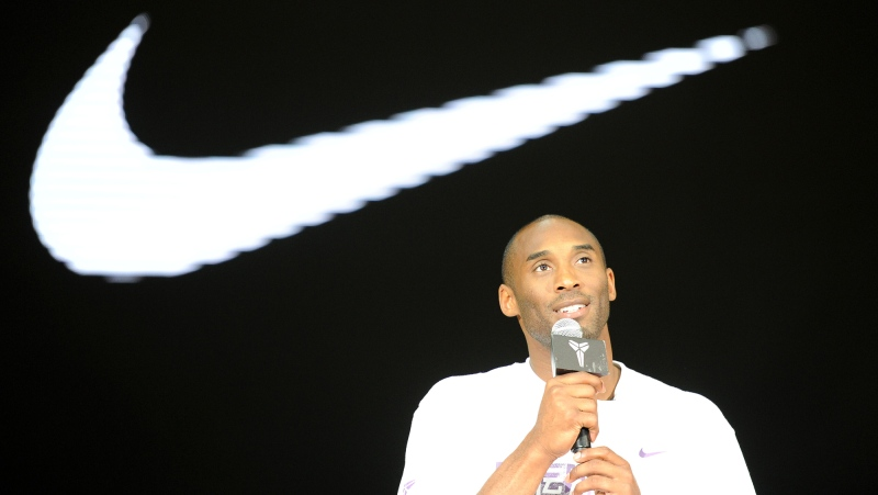 The nearly two-decade relationship late basketball player Kobe Bryant and Nike has ended. (Visual China Group/Getty Images via CNN)