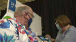 N.S. chief doctor receives COVID-19 vaccine
