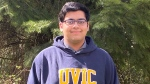 Fawzan Hussain is among 14 British Columbians to be awarded the province's Medal of Good Citizenship in 2021. (University of Victoria)