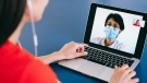 According to experts, virtual health-care innovations that were born out of necessity during the pandemic are likely to stay in use even when the pandemic is over. (Anna Shvet, pexels.com)