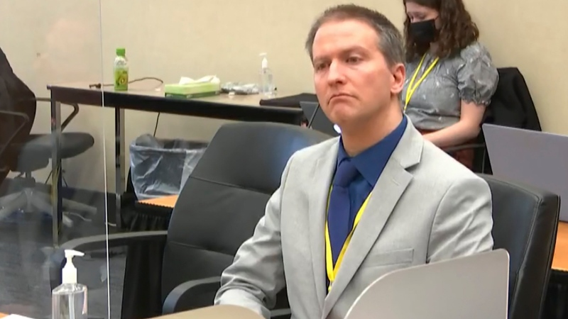 Jury reaches a verdict in Chauvin murder trial