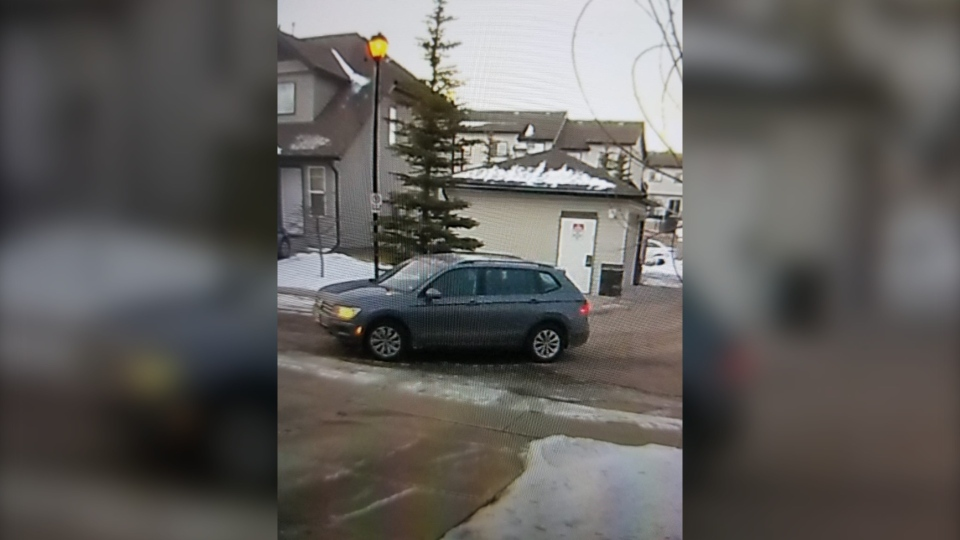 RCMP want to speak to the driver of a 2018/2019 grey Volkswagen Tiguan who they believe may have information regarding the homicide.