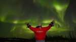 "North Star Advetures offers aurora ""hunting,"" and canoeing along the Mackenzie River (Credit: North Star Adventures)"