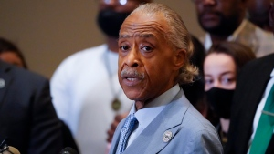 Sharpton calls for police reform after verdict