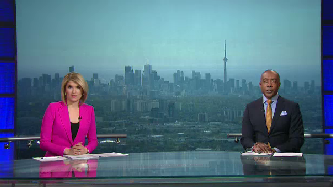 CTV News Toronto at Six