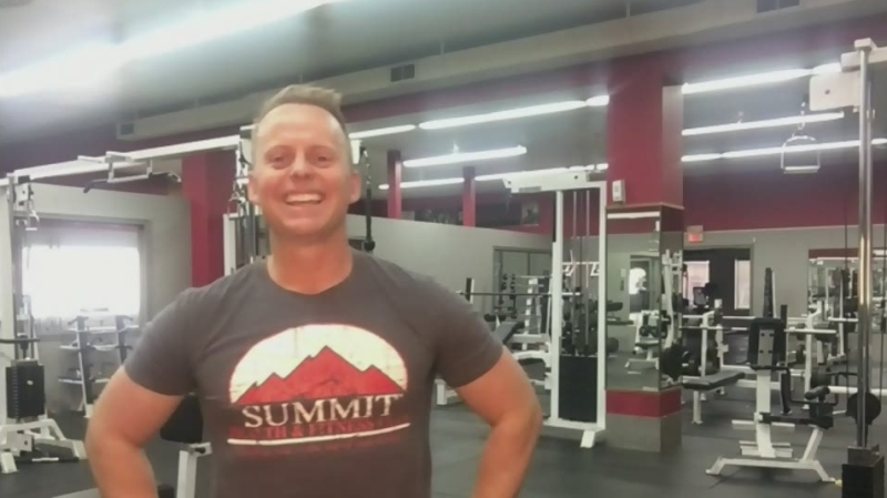 Jason Dennis of Summit Fitness shares how you can keep active with workouts and entertained with mini-concerts.