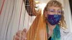 Harpist offers free concert