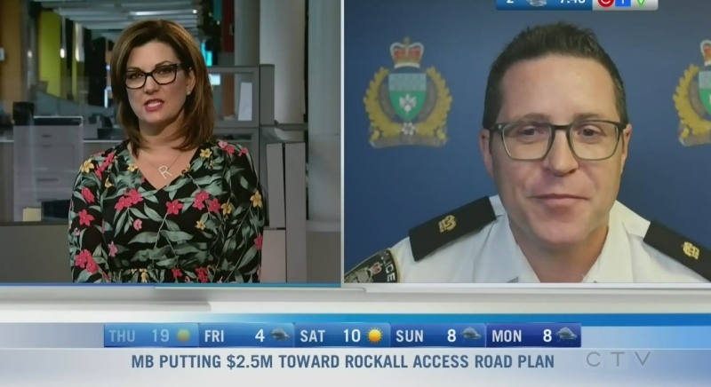 The Winnipeg Police Service's Missing Persons Unit has certain protocols in place to find missing people. Rachel Lagacé reports.