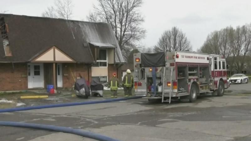 'Suspicious' Hanmer fire being investigated