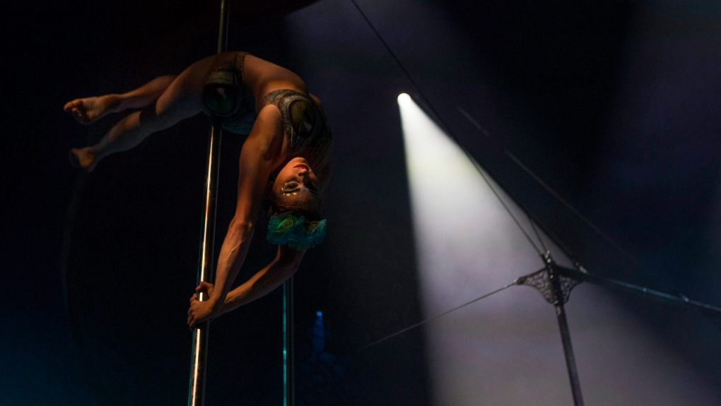 Cirque du Soleil, Luzia