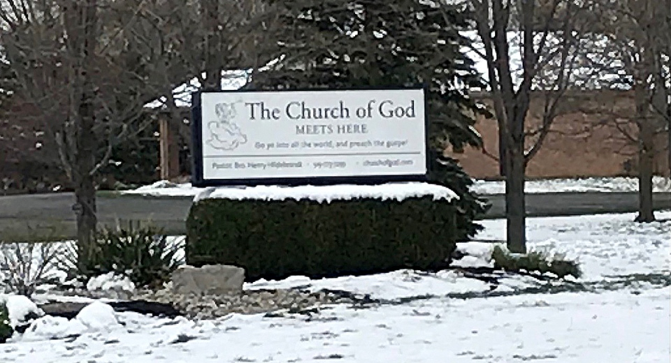 Church of God in Aylmer, Ont.