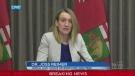 Manitoba updates COVId-19 vaccine eligibility