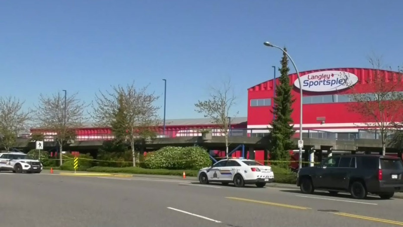 Fatal shooting outside Langley Sportsplex