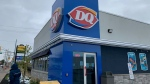 A Dairy Queen in Brantford (Stephanie Villella / CTV News Kitchener)