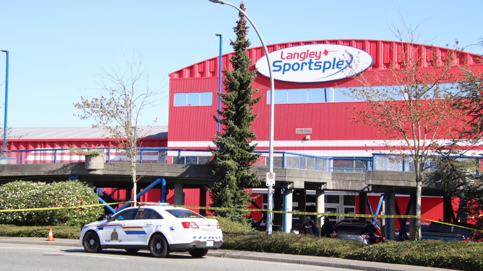 Langley Sportsplex shooting