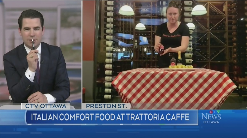 Five and Dine: Trattoria Caffe Italia