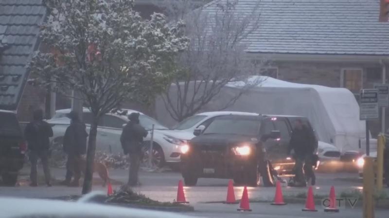 Springbank Drive standoff