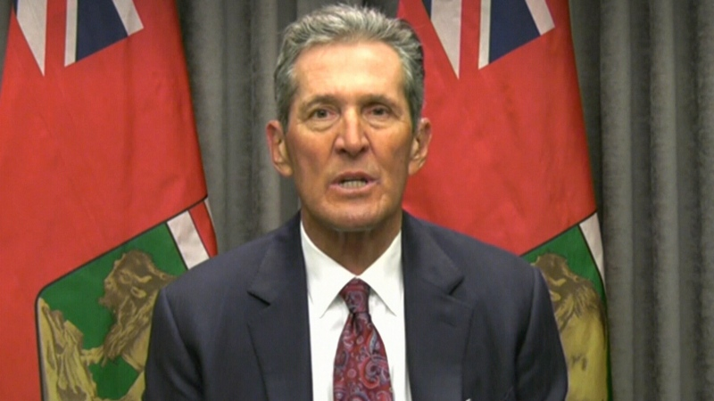 Power Play: Pallister on deal with North Dakota