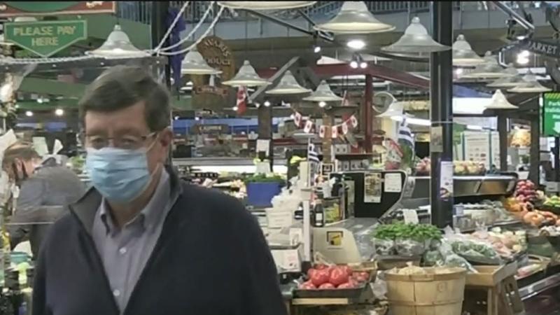 Construction worsens businesses' pandemic problems