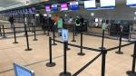 Edmonton International Airport, Dec. 18