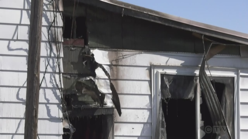 Three fires under investigation in North Bay