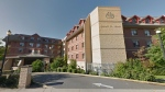 Mount St. Mary Hospital in Victoria is pictured: (Google Maps)