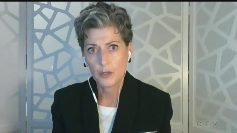 Canadian senator from Sudbury presents LU motion