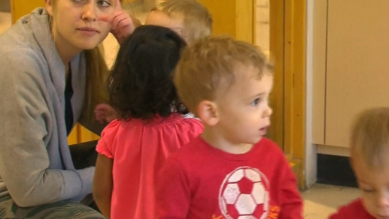 Funding for early learning and child care