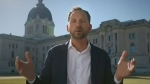 Premier responds to new NDP ad campaign