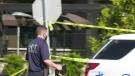 Brazen deadly shooting in front of children