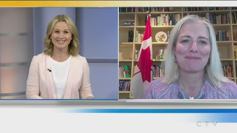 CTV Morning Live McKenna Apr 22
