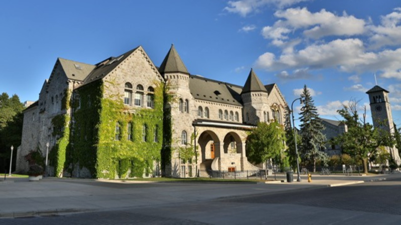 Queen's University in Kingston. (Photo courtesy: Queen's University)
